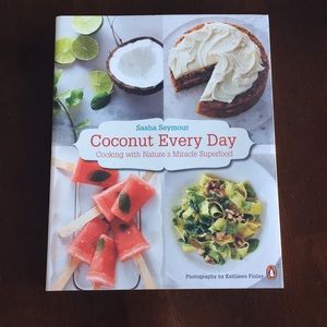 Coconut Every Day cookbook